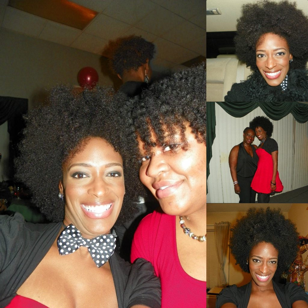 Photo of the Day: Mom's Job Christmas Party