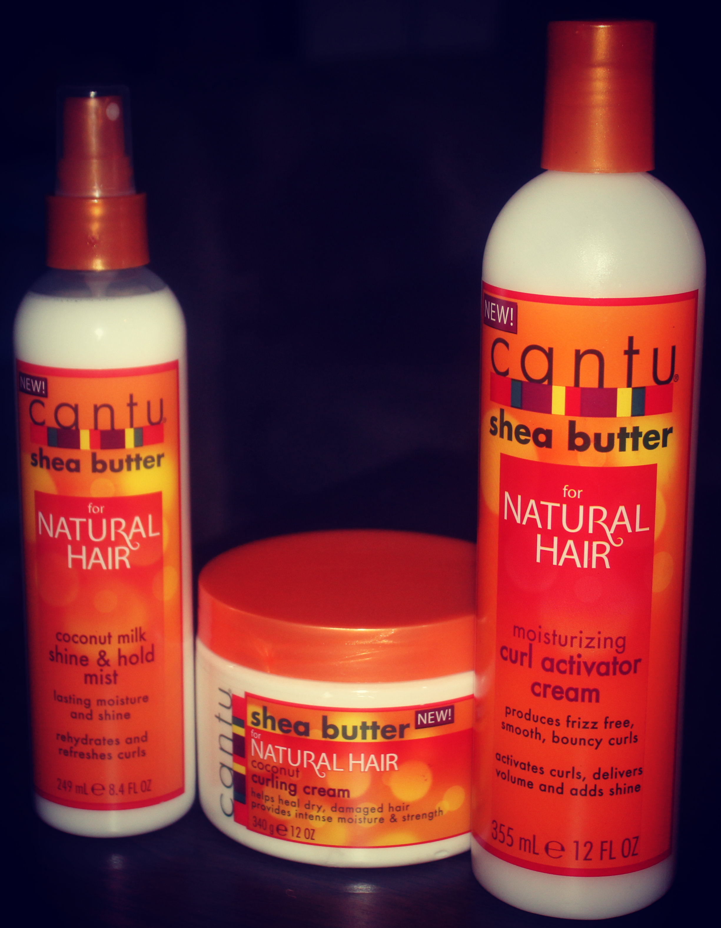 It S A Review Cantu Shea Butter For Naturals Giveaway