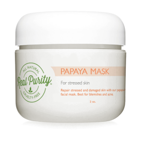 Repairs stressed damage skin. Best for Blemishes & Acne